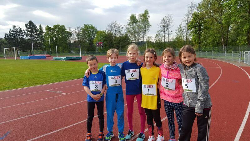 Trainingslager Schüler Meierwiesen 2017