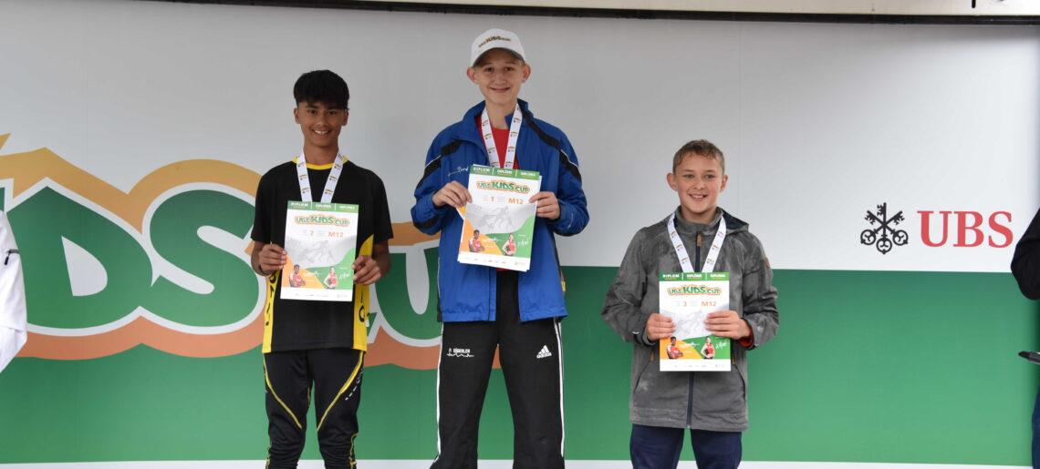 UBS Kids Cup Kantonalfinal 2021 – Siegerehrungen