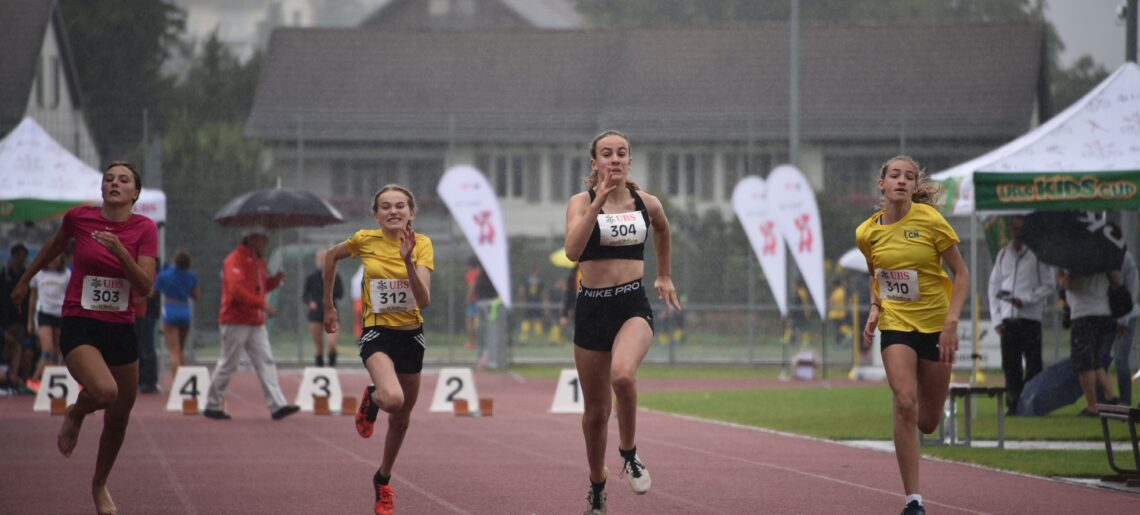 UBS Kids Cup Kantonalfinal 2021 – Sprint